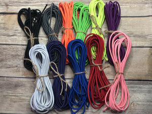 3mm cord elastic (5yd bundle)