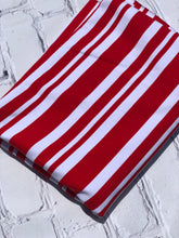 Load image into Gallery viewer, Red Dapper Stripe