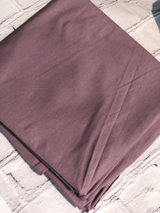 Lilac French Terry Solid