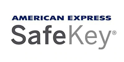 American Express SafeKey badge