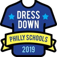Load image into Gallery viewer, Dress Down Day 2019 Pin
