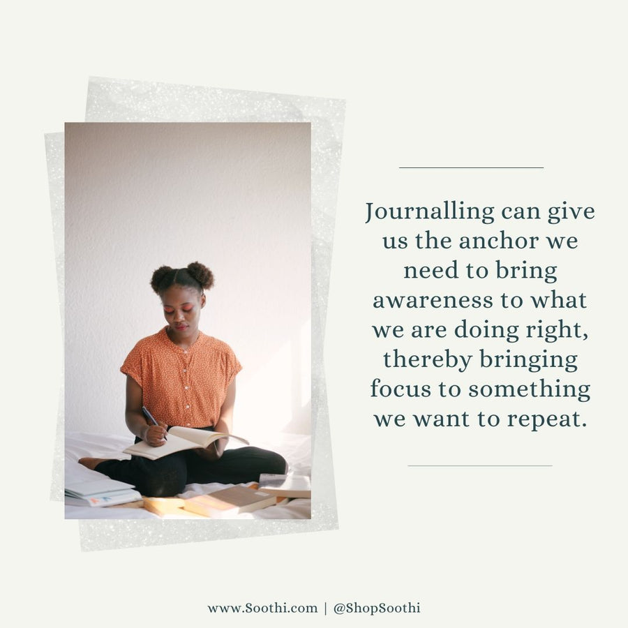 The Power Of Journaling | alt=