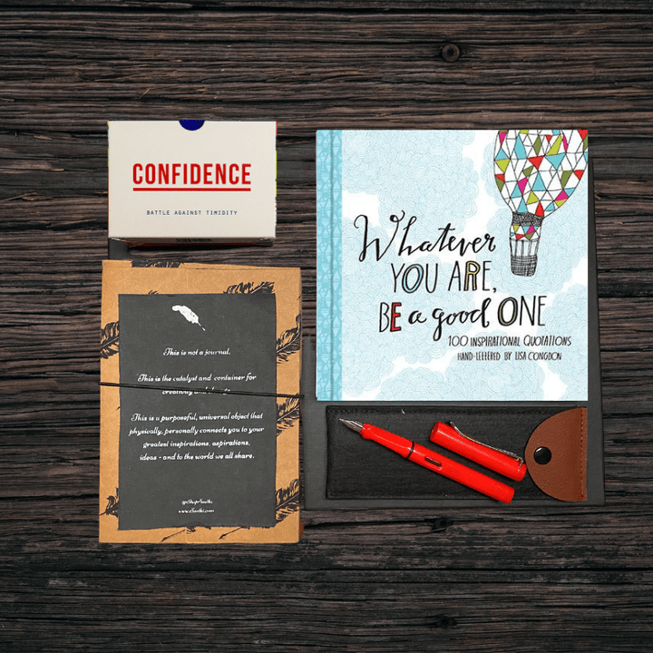 Build Your Confidence Curated Gift Box