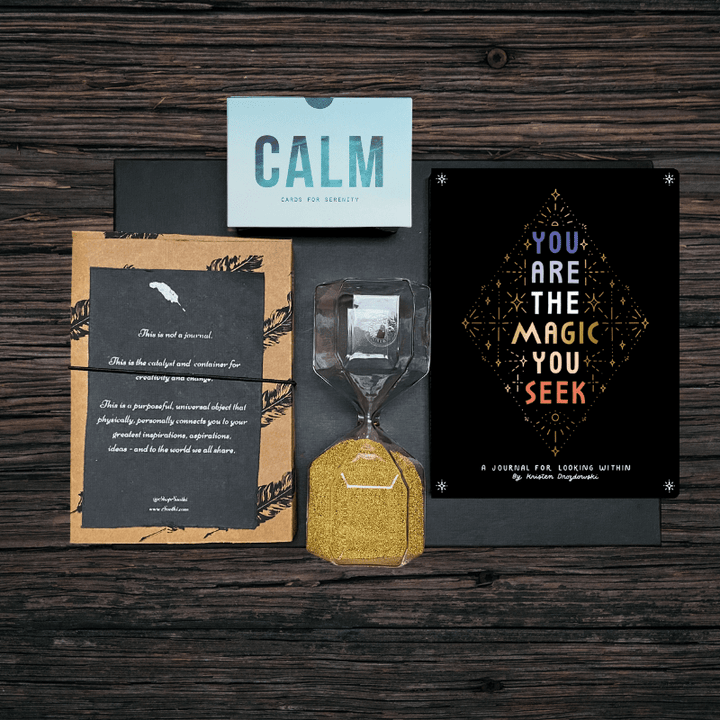 Create Calm Curated Gift Box