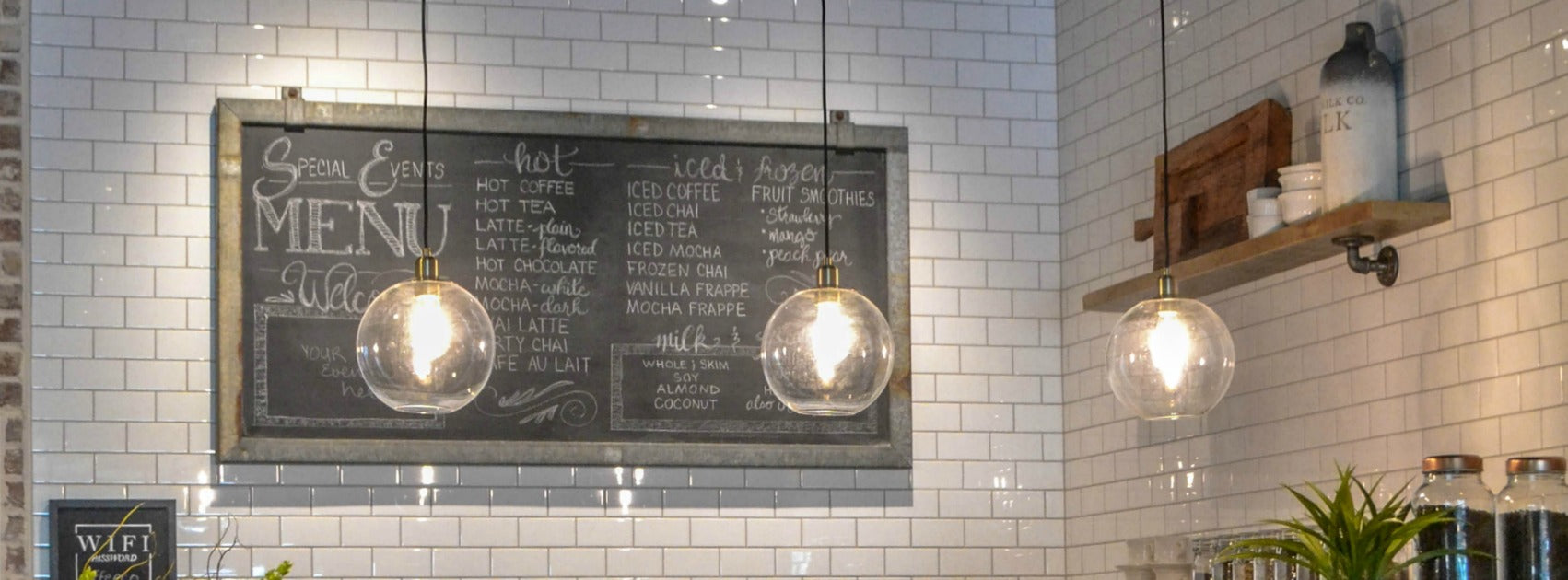 Coffee Shop Menu Boards
