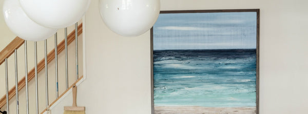 New Ocean Paintings