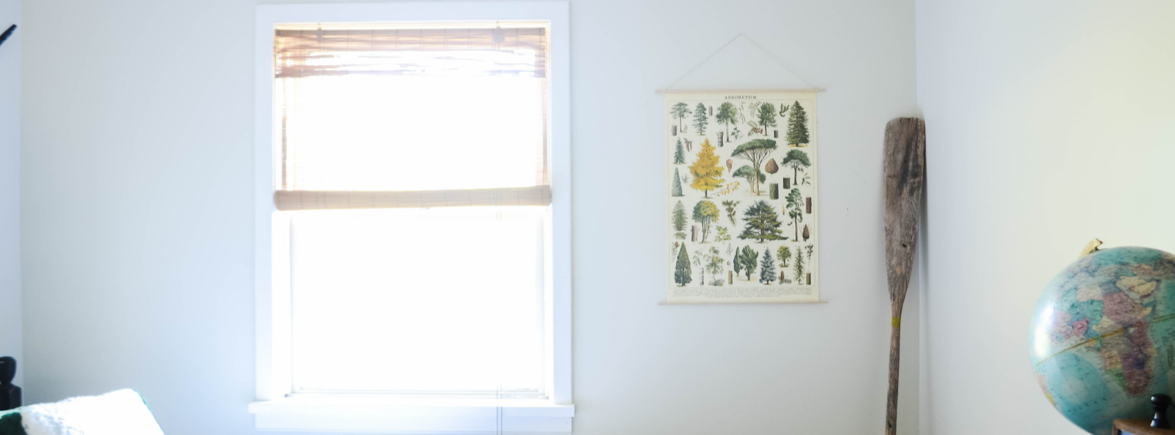 DIY Woodland Wall Hanging