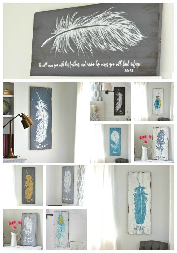 Pin By Aimee Weaver Designs: My New Feather Collection Is Here!