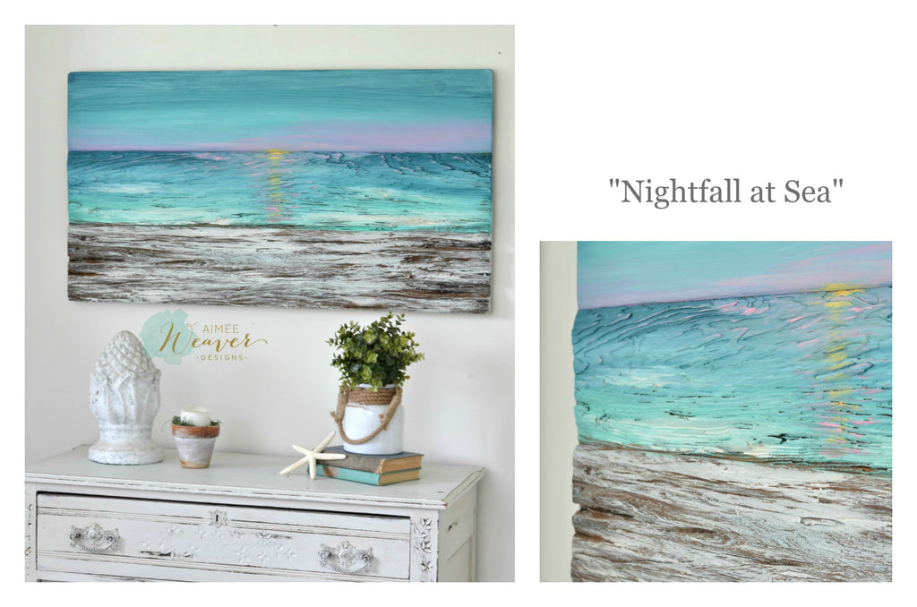 Ocean Collection by Aimee Weaver Designs