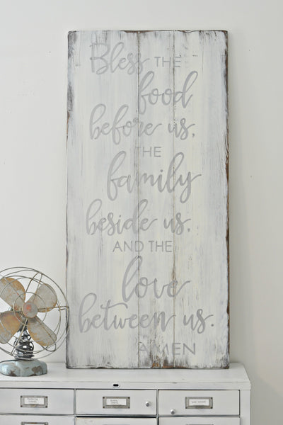 Wood sign by Aimee Weaver Designs