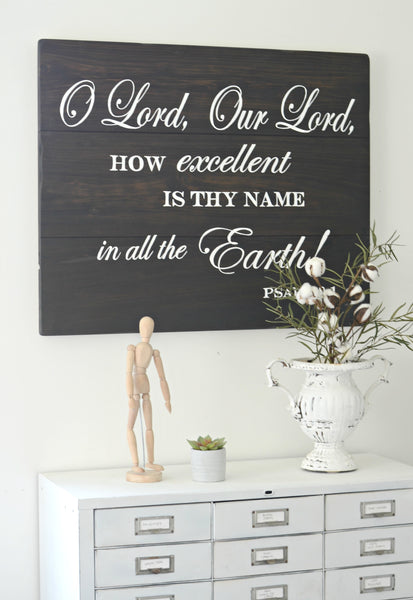 Bible verse scripture signs