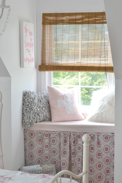 Window seat tutorial by Aimee Weaver Designs