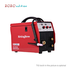 Load image into Gallery viewer, KickingHorse MA200TS multi process MIG TIG STICK welder