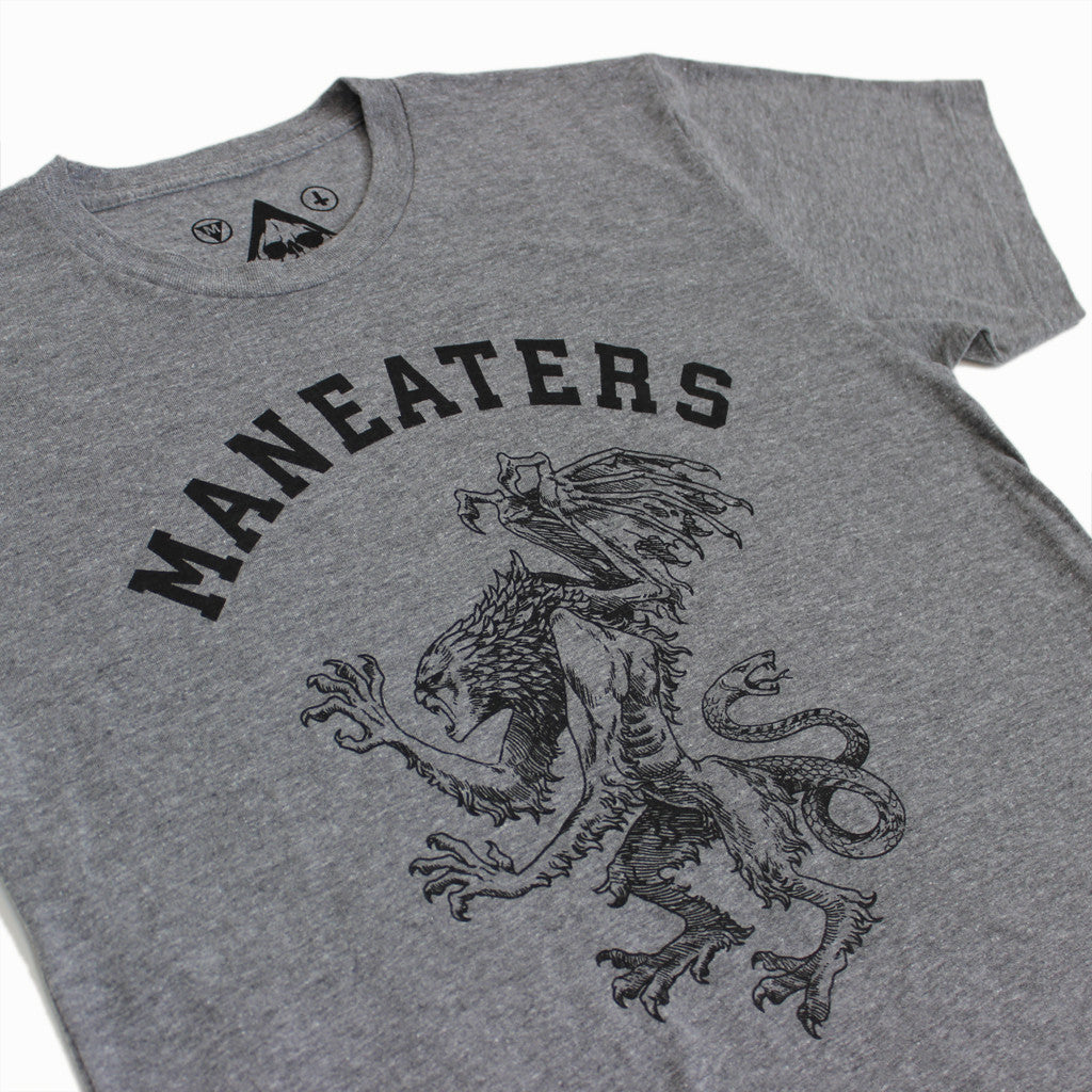 Maneaters (gray)