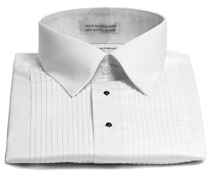 Tuxedo Point Collar Shirt