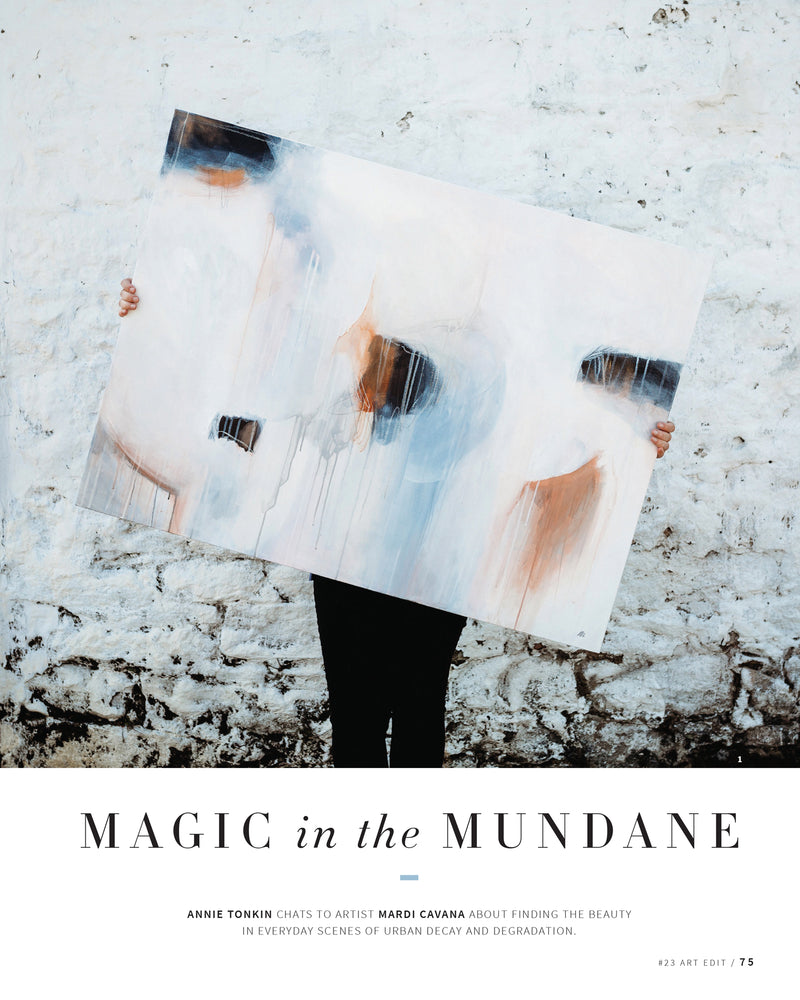 Magic in the Mundane