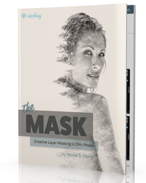 The Mask <br>(Nicolesy Print Book)