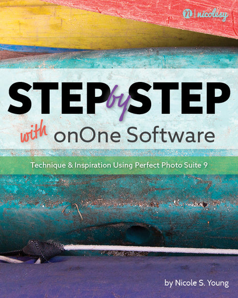 Step by Step with onOne Software