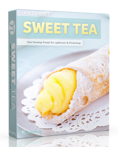 Free Lightroom Preset: Sweet Tea