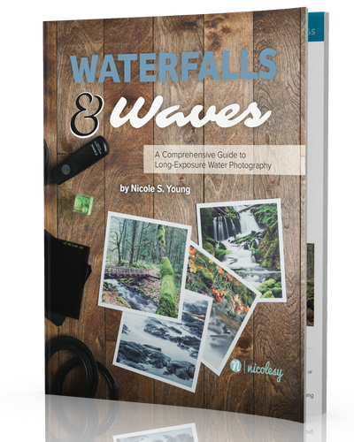 Waterfalls & Waves (Print Book)