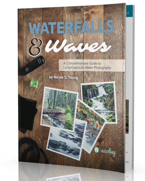 Waterfalls & Waves <br>(Nicolesy Print Book)