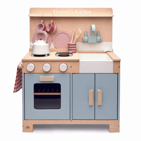 Personalised Wooden Kitchen