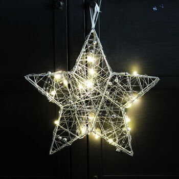 3D Wire Star Light - Small