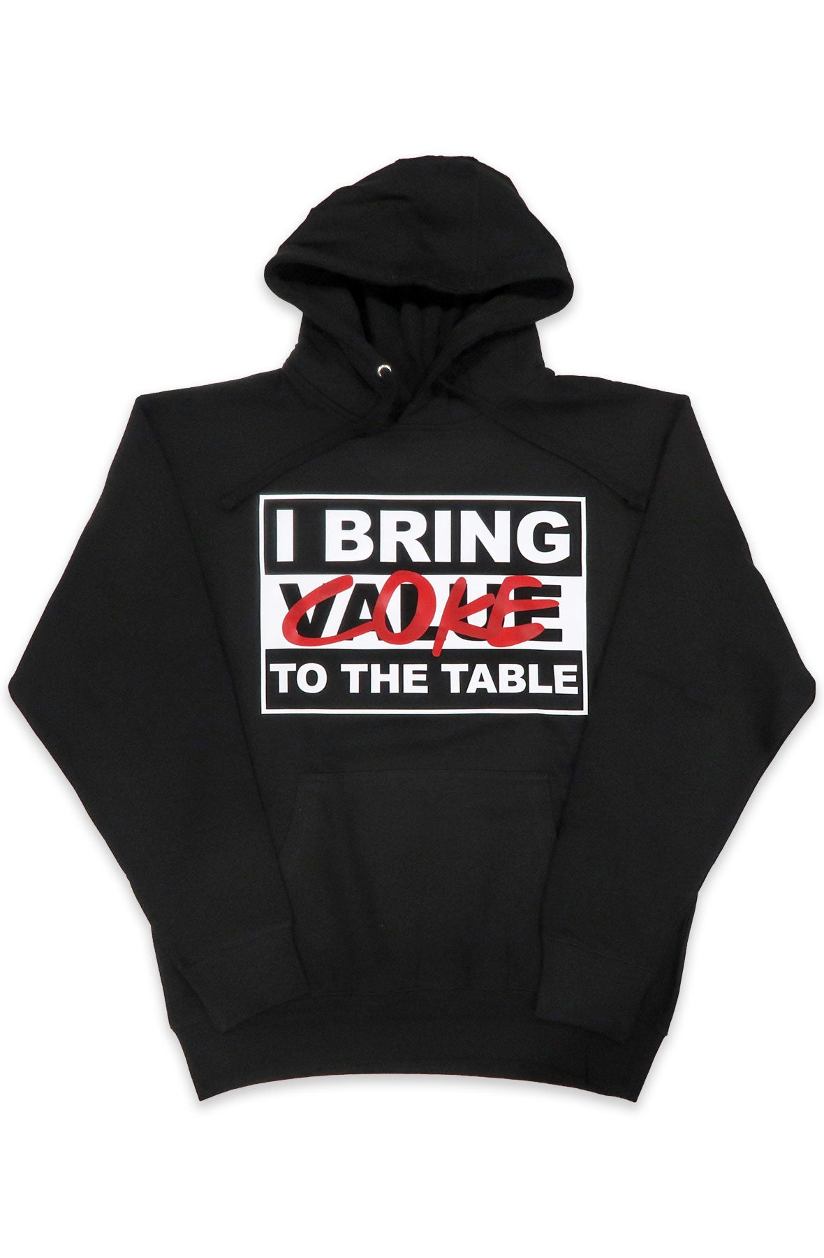 Value Hoodie in Black