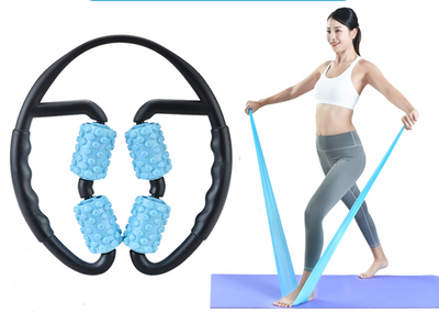 Muscle Relaxation Roller Ring