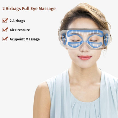 Therapeutic Eye Pain Relief Device