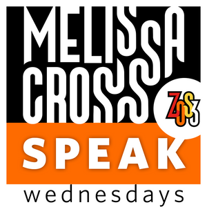 Melissa Cross: SPEAK Wednesdays (live, online course)