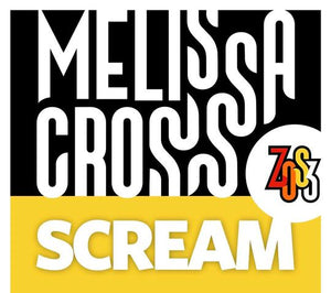 SCREAM with Melissa Cross LIVE (Tuesdays, August, 11th, 18th, and 25th)