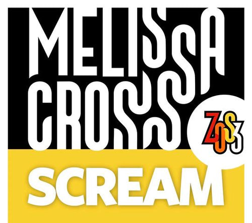 SCREAM with Melissa Cross Live! ( Tuesdays, January 12th, 19th and 26th 2021)
