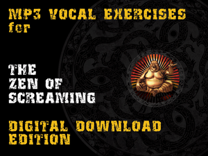 After Purchase Add-on for ZOS Digital Download - Vocal Exercises MP3s (FREE with provided promo code)