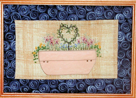 Free Embroidery Pattern Stitching Cow