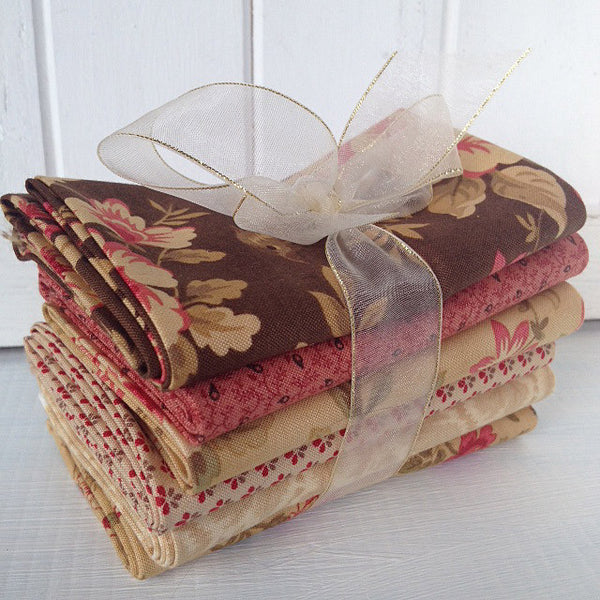 Six Fat Quarter Bundle #101