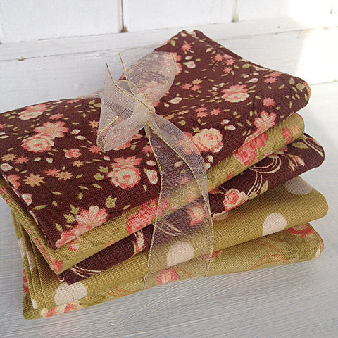 Bundle of 5 fat quarters #103