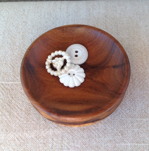 Button or Pin Dish #6