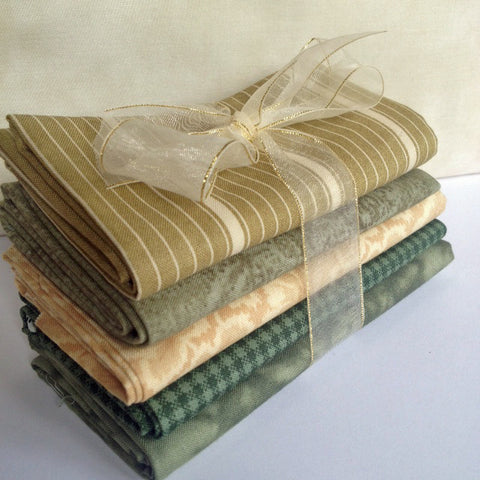 #507 Bundle of 5 Fat Quarters