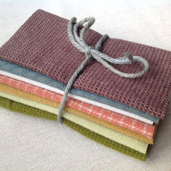 Wool Fabric Bundle