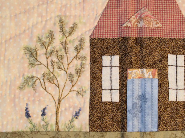 Cottages in Common Quilt