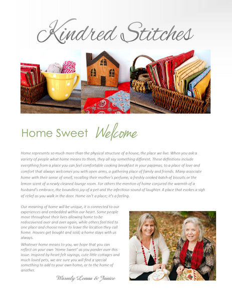 Australian sewing and craft magazine