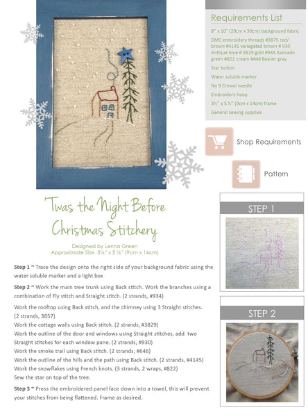 Christmas digital craft sewing quilting magazine