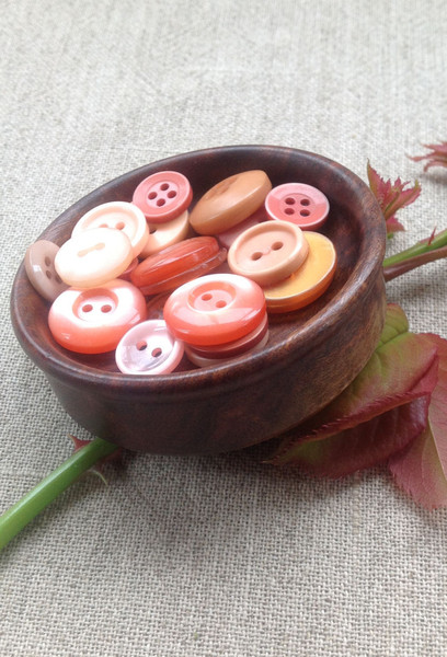 Small Button or Jewellery Dish #10