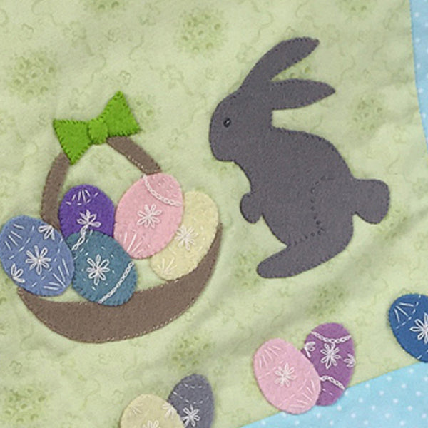 Easter Wall Quilt pdf Pattern