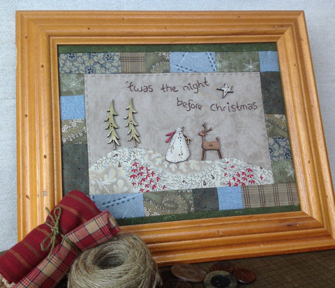Christmas Gathering Wall Quilt