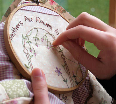 Learn How to Embroider Video Resource