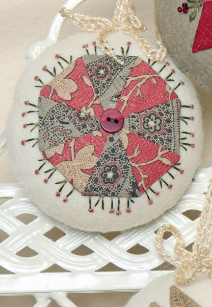 Felt Heirloom Christmas Ornaments