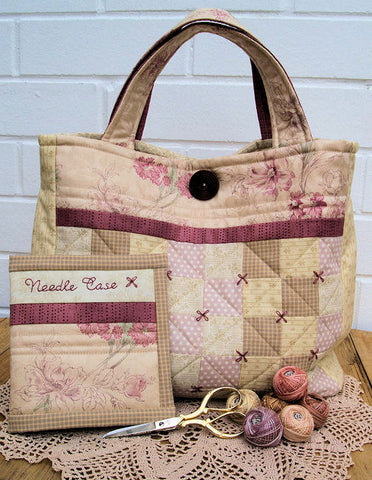 Applique patchwork quilting patterns from stitching cow tagged bag patchwork bag pattern publicscrutiny Image collections