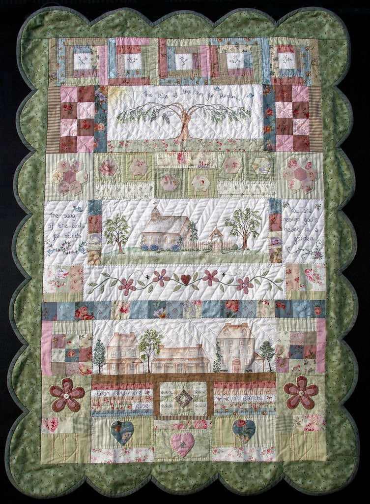 Kiss Of The Sun Block Of The Month Quilt Pattern Set Stitching Cow Inspiration Block Of The Month Quilt Patterns